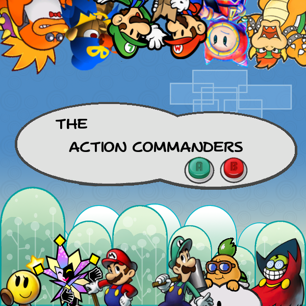 The Action Commanders Twitch team avatar