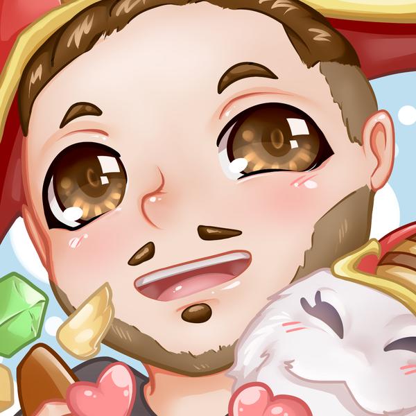 Adre Familia Twitch team avatar