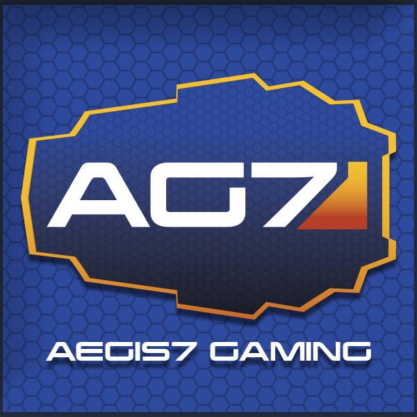 Aegis7 Gaming Twitch team avatar