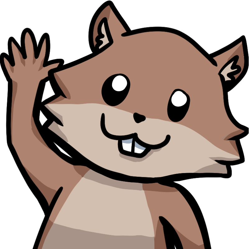A Guild of Squirrels Twitch team avatar