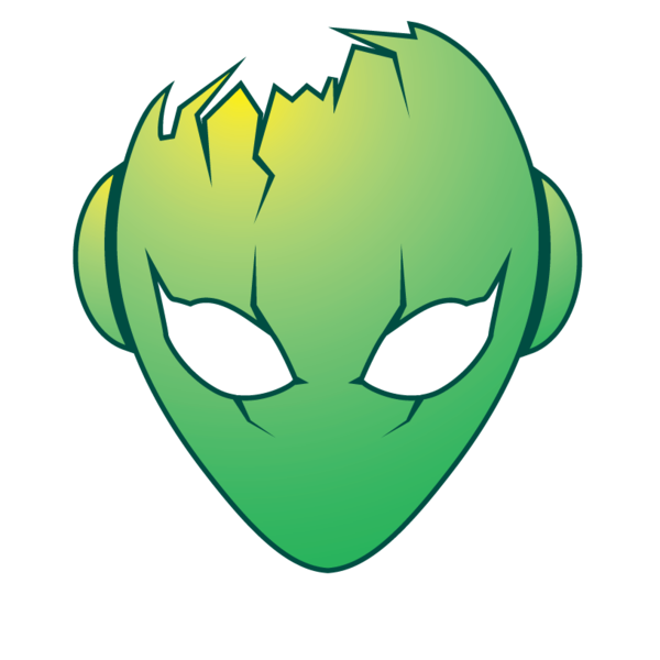 Alien h  Twitch team avatar