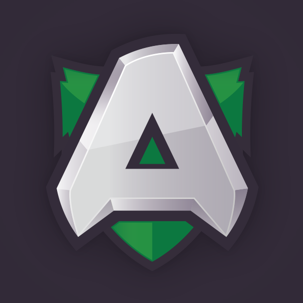 Alliance Twitch team avatar