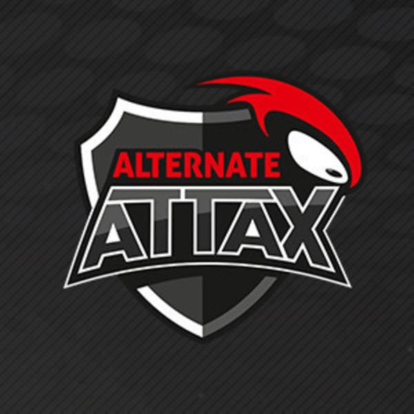 ALTERNATE aTTaX Twitch team avatar