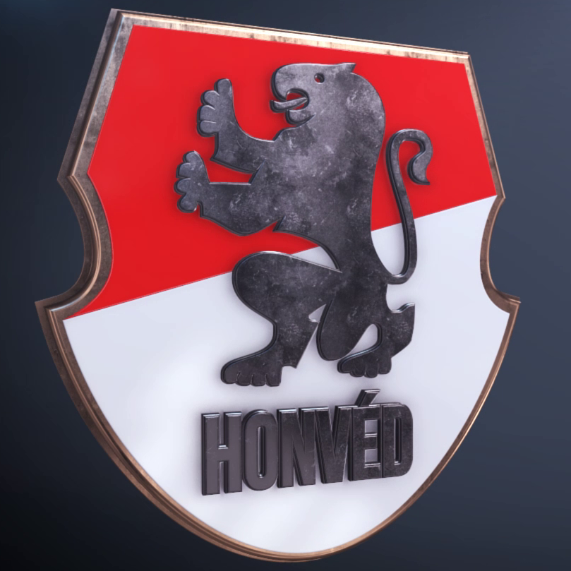 Honvéd Twitch team avatar