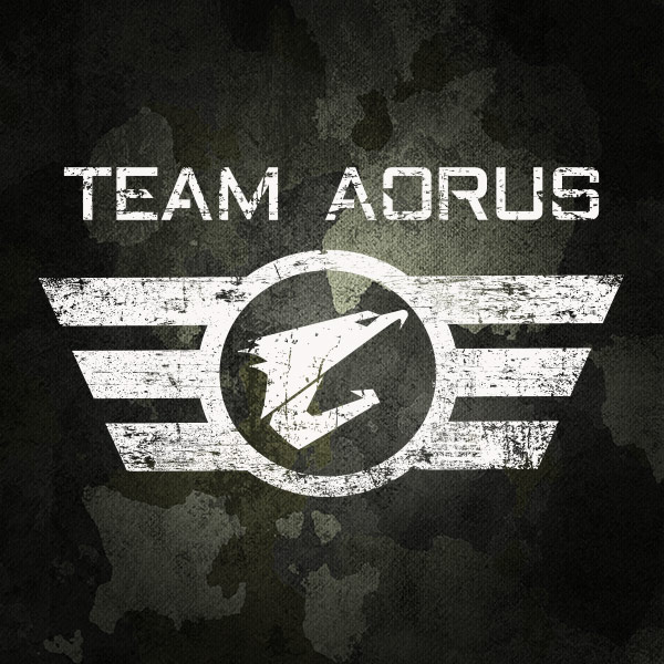AORUS Army Twitch team avatar