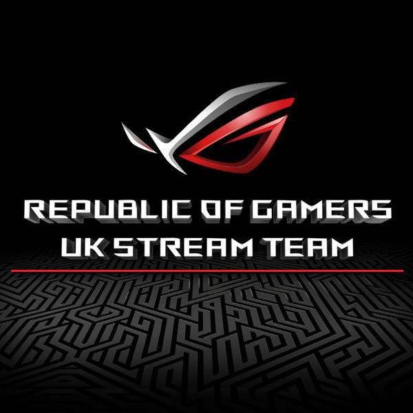 ROG UK Gaming Twitch team avatar