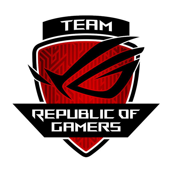 ASUS Republic of Gamers Twitch team avatar