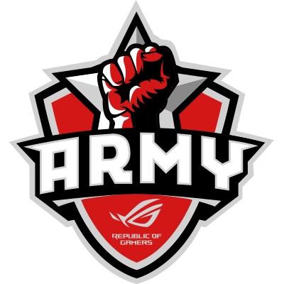 ASUS ROG ARMY Twitch team avatar