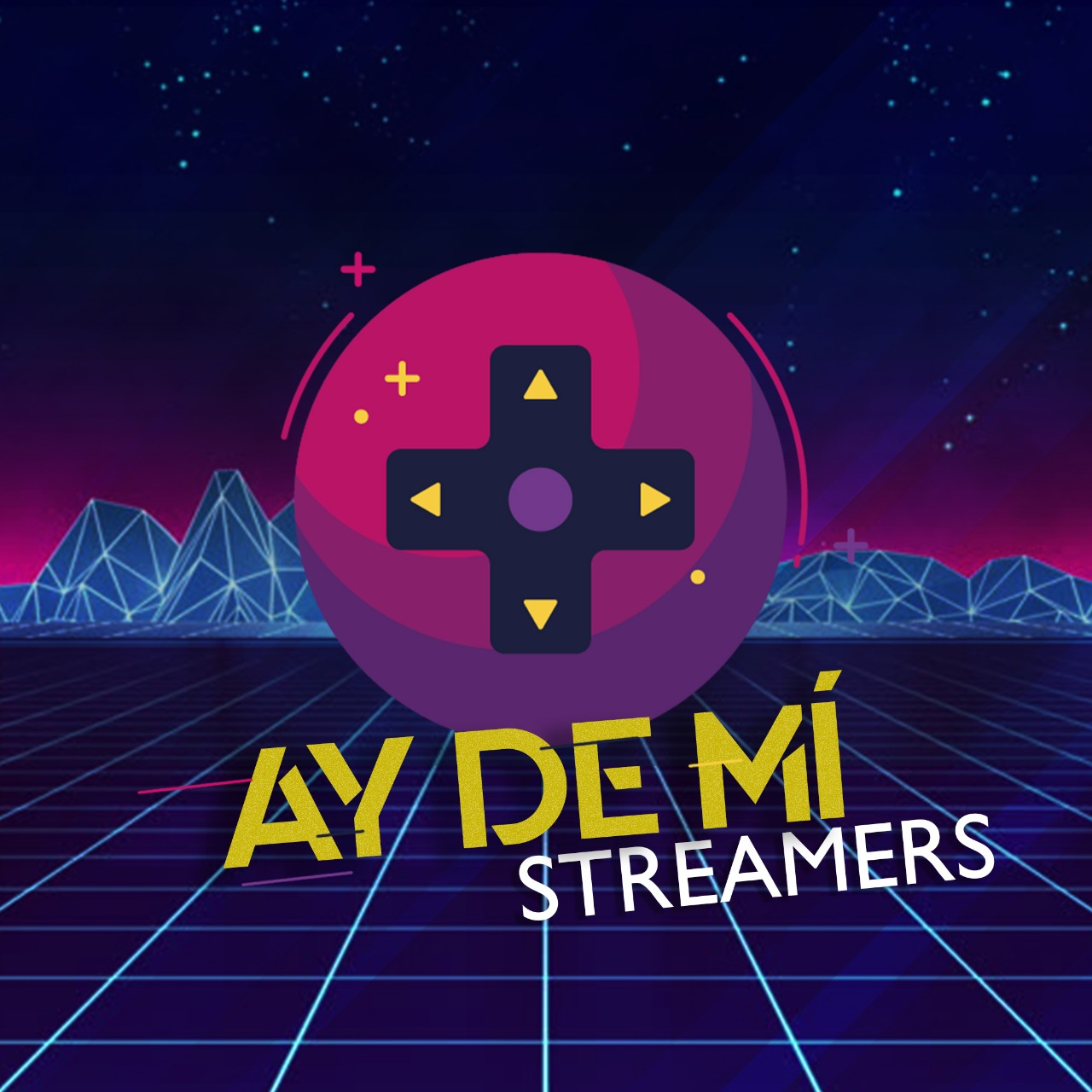 AY DE MI STREAMERS Twitch team avatar