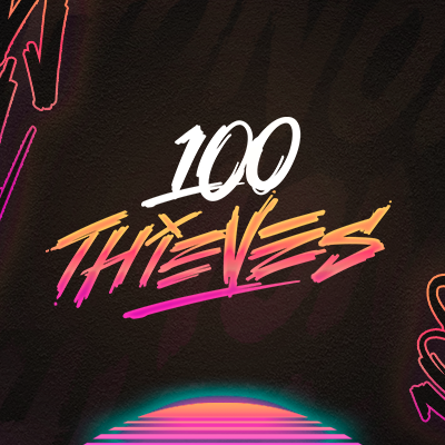 #100Thieves Grind Twitch team avatar