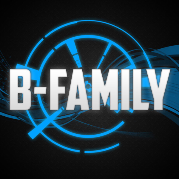 B-Family Twitch team avatar
