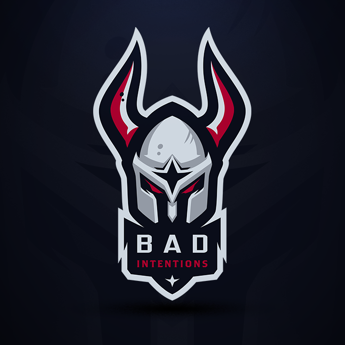 Bad Intentions Twitch team avatar