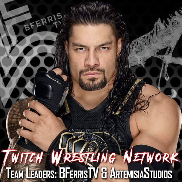 Twitch Wrestling Network Twitch team avatar