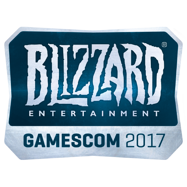 View stats for Blizzard at gamescom