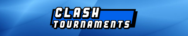 CLASH Tournaments