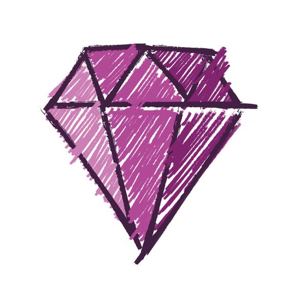 View stats for Fuchsia Diamonds