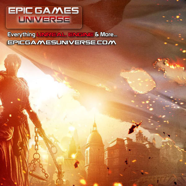 Epic Games Universe