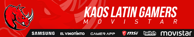 Kaos Latin Gamers Movistar