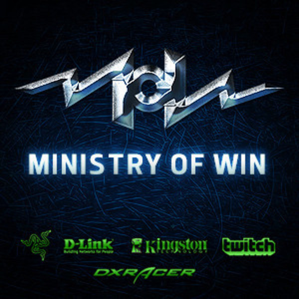 Twitch.TV presents Ministry of Win