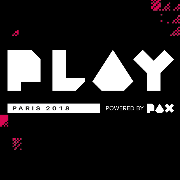 PLAY Paris Powered by PAX 2018