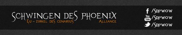 Schwingen des Phoenix