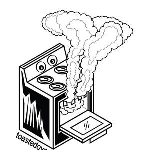 Toastedoven Logo
