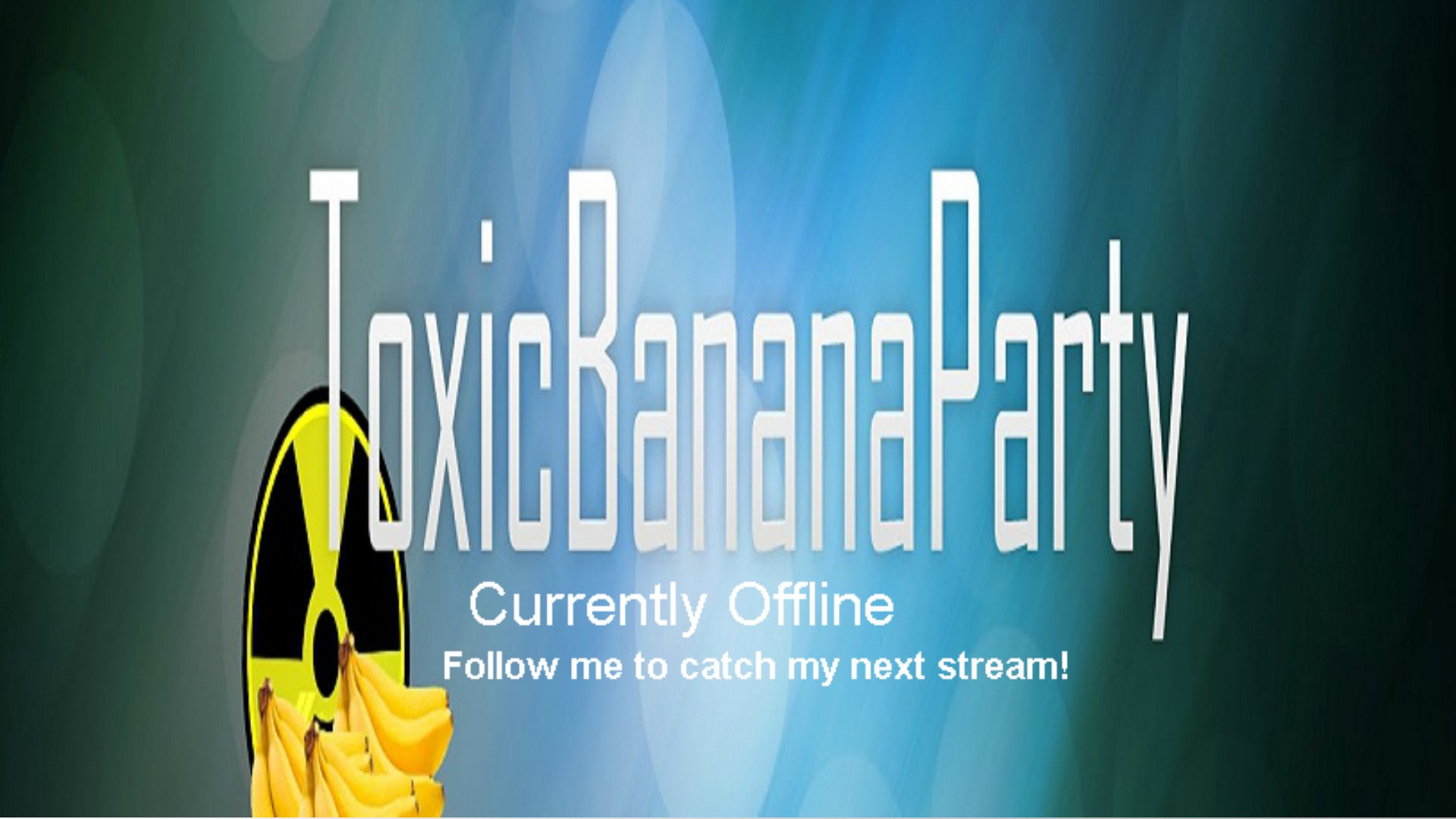 Twitch stream of toxicbananaparty