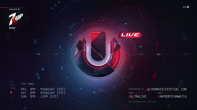 Ultra Live Exclusively on Twitch
