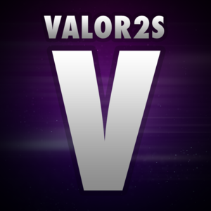 valor2s's TwitchTV Stats'