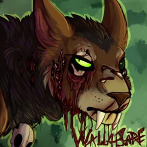 WallaBare - Twitch