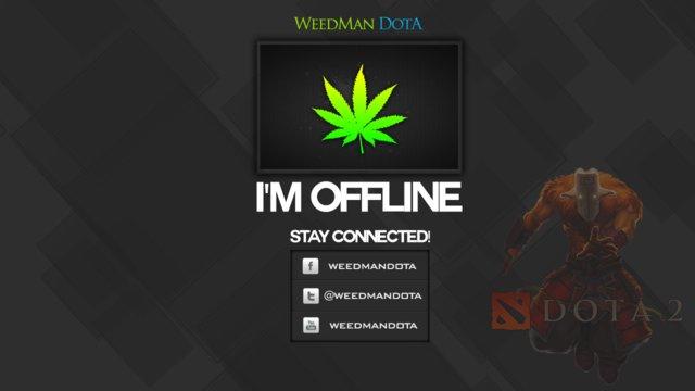 Offline channel image