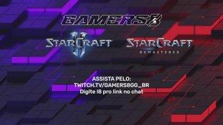 StarCraft II stream, Twitch.tv - cosmossc2