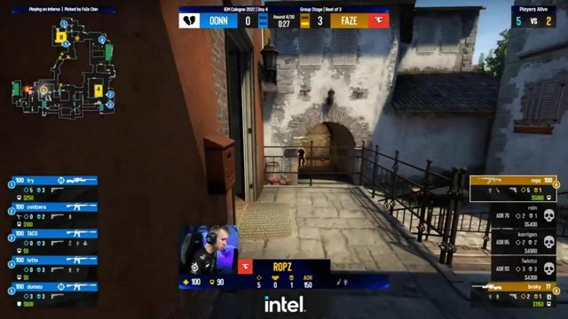 Stream: ESL TV CSGO