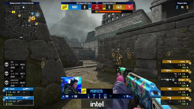 Stream: ESL TV CS:GO