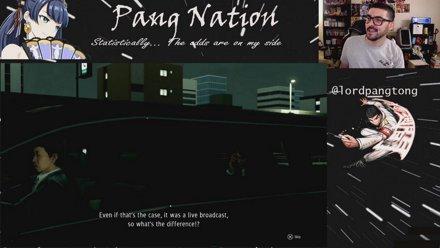 LPT plays Persona 5 Strikers | Heading into jail 5...? | LordPangTong