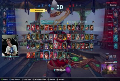 PaladinsGame live stream on Twitch.tv