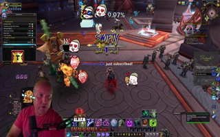 Swifty is live streaming World of Warcraft: Mists of Pandaria