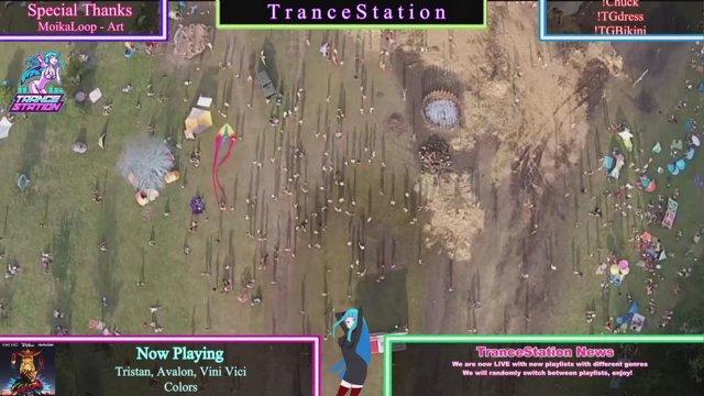 trancestation - Live】PikoLive - Twitch, Game, Entertainment, Video
