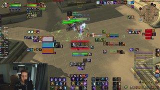 World of Warcraft stream, Twitch.tv - trillebartom