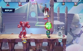 Smash 4 3DS Marathon - Playing Online Vs. Mew2King