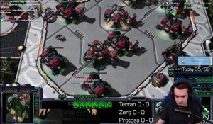 Winter & chill ♦ All Three Races w/ Commentary ♦ Tier 1 Random, Terran, Zerg & Toss ♦ New players: !startsc2 !guides !youtube