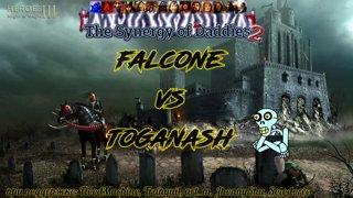 Яркий момент: The Synergy of Daddies 2 qualification 4th round / Falcone vs Toganash / JC