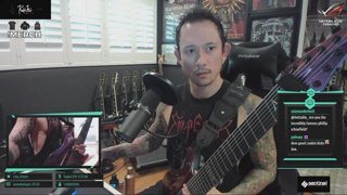 Matt Heafy [Trivium] | I AM HOME! | 90's Rock Kiichi Chaos Karaoke Time!