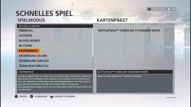 battlefield hardline servers