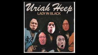 Matt Heafy (Trivium) - Uriah Heep - Lady In Black I Acoustic Cover