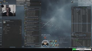 Стрим EVE Online ccp Andy Virus - Tier 5 Dark Abyssals