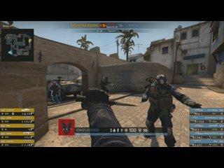 VOD: Movistar Riders vs Throw Potential - ECS S7 - G3