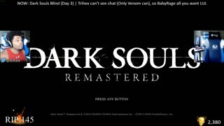 Dark Souls 1 - DAY THREE