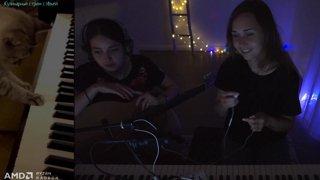 Яркий момент: Музыкальный с Koshkamoroshka