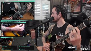 Matt Heafy (Trivium) - Violence Made Of Snow I SITS X-Mas Acoustic Cover